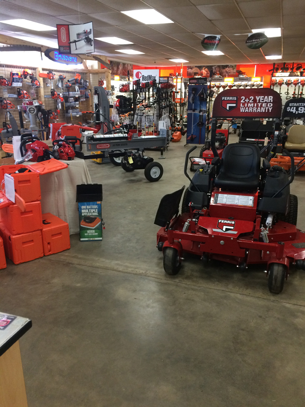 Products | Landscaping Products | Harrison, AR | Miller Hardware Saw